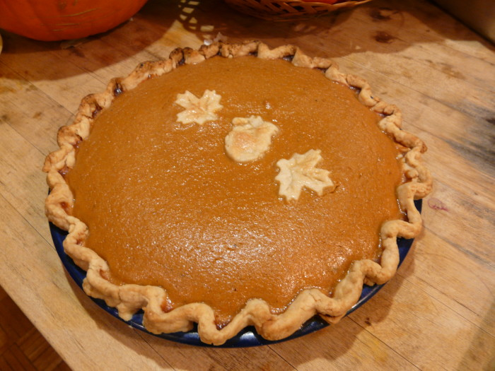 7. Bake ALL things Pumpkin.