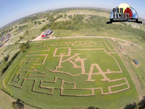 6. Orr Family Farm, Oklahoma City