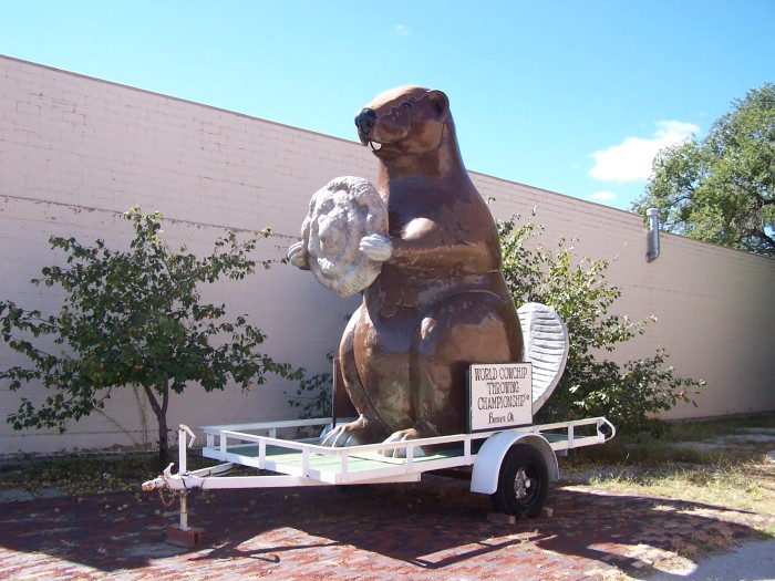 13. Beaver: Cow Chip Capital of the World