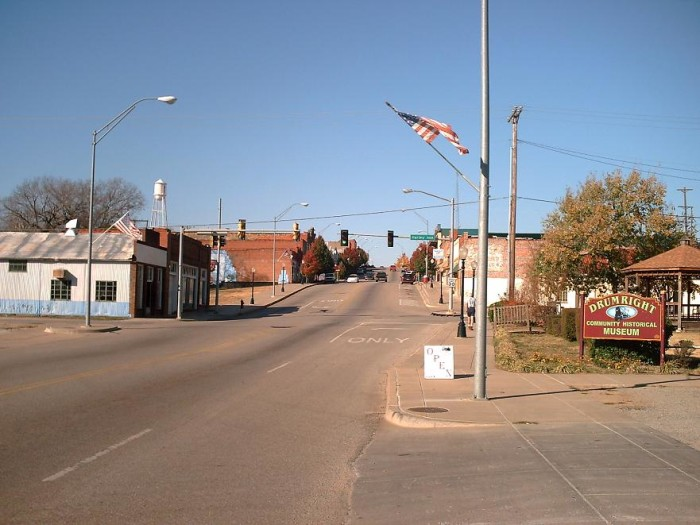 12. Drumright: Town of Oil Repute