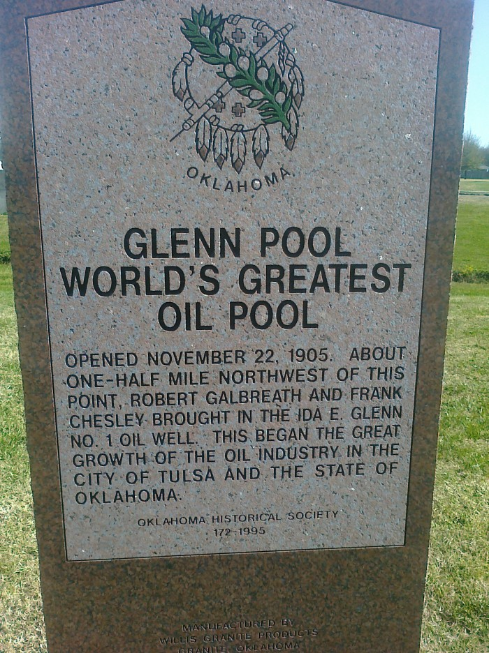 9. Glenpool: The Town That Made Tulsa Famous