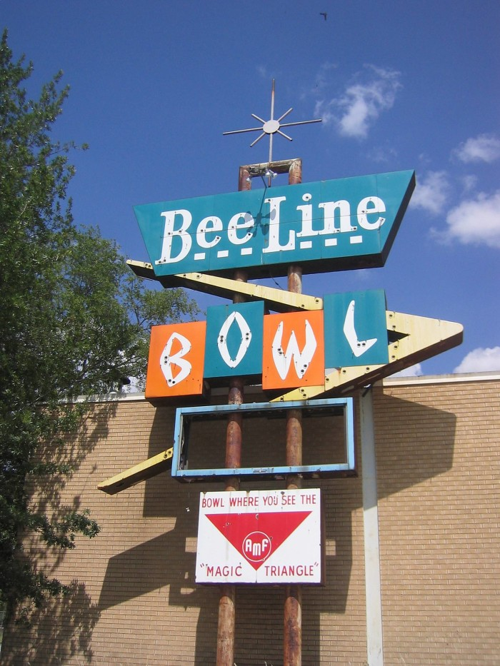 7. Bee Line Bowl: Okmulgee