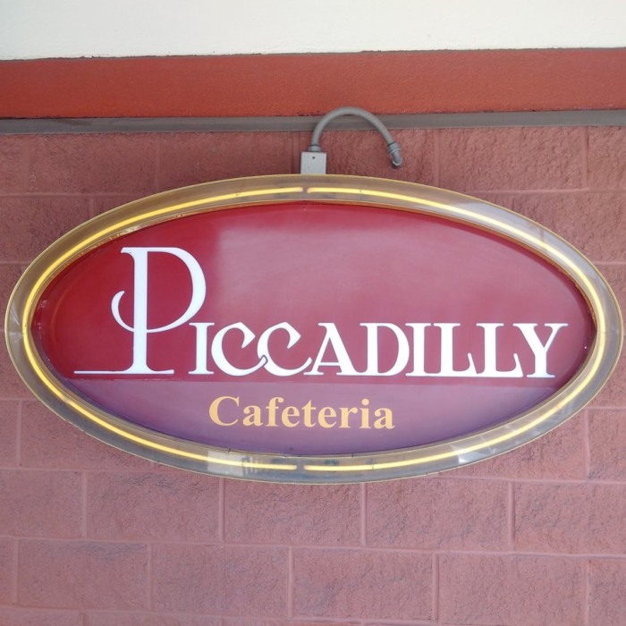 8. Piccadilly Cafeteria: Multiple Locations Statewide