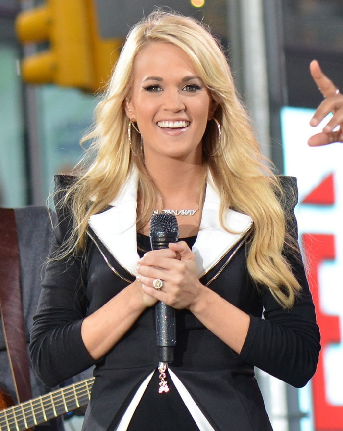 11. Carrie Underwood