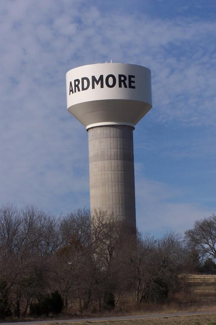 8. Ardmore