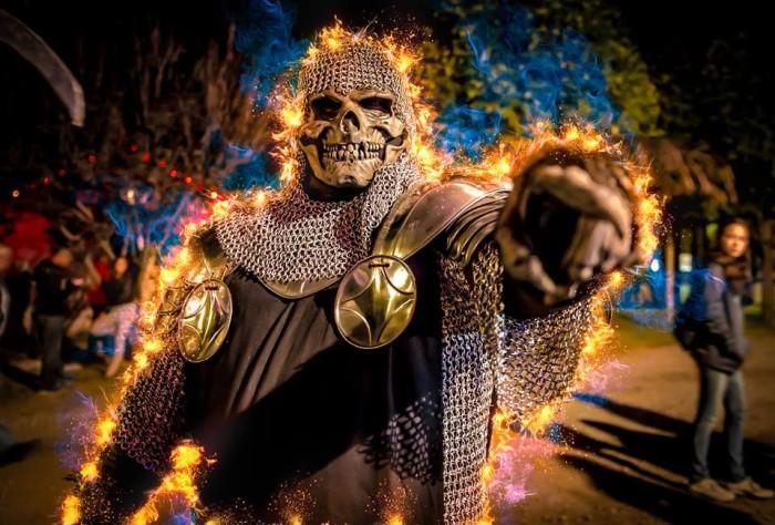 7. The Castle of Muskogee-Halloween Festival: Muskogee