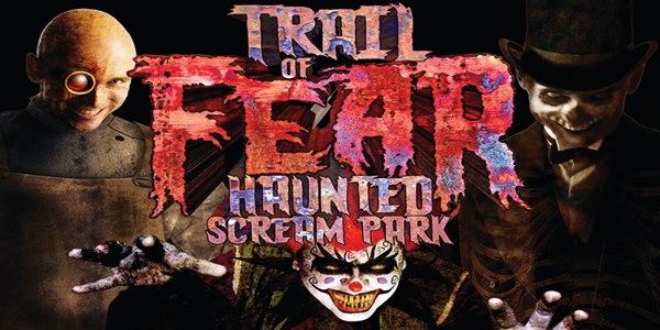 9. Trail of Fear Scream Park: Lawton