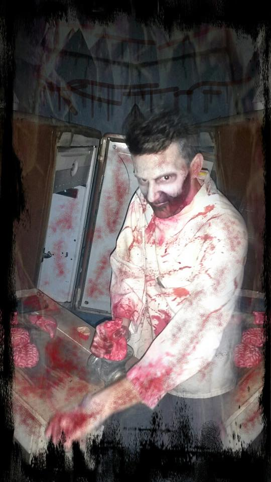 3. Psycho Path Haunted Attraction: Sperry