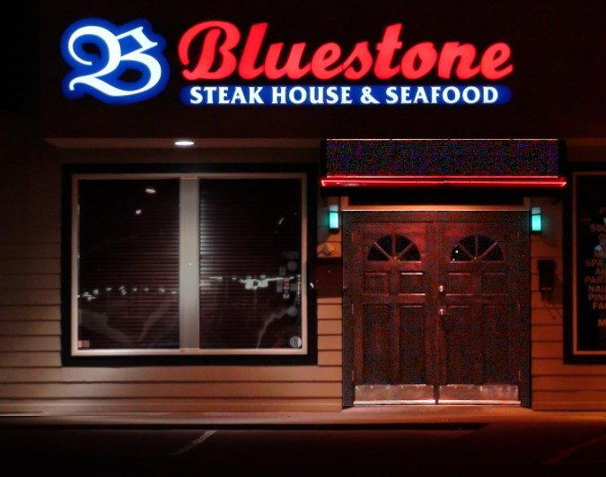 6. Bluestone Steak House & Seafood (Tulsa)