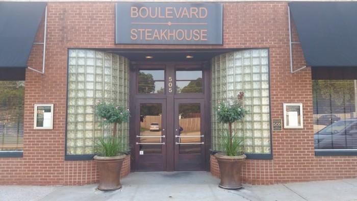 3. Boulevard Steakhouse (Edmond)