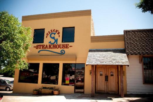 4. Click's Steakhouse (Pawnee)