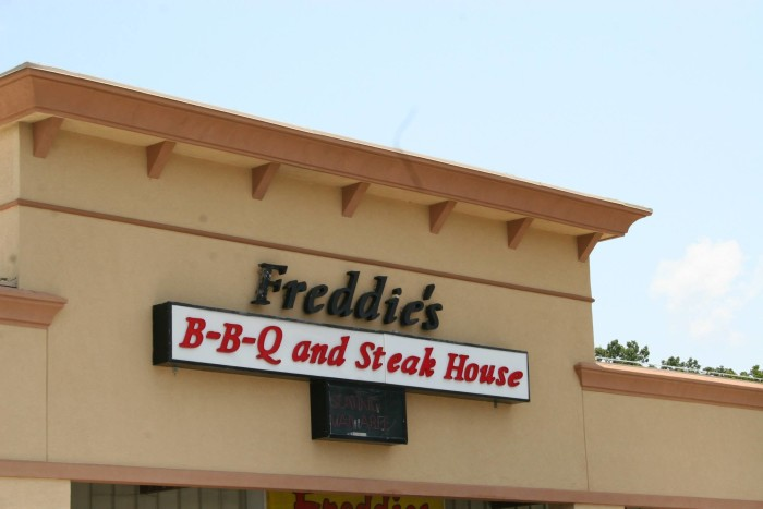 10. Freddie's Bar-B-Que and Steakhouse (Sapulpa)