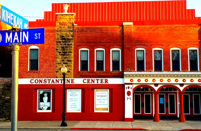 4. The Constantine Center: Pawhuska