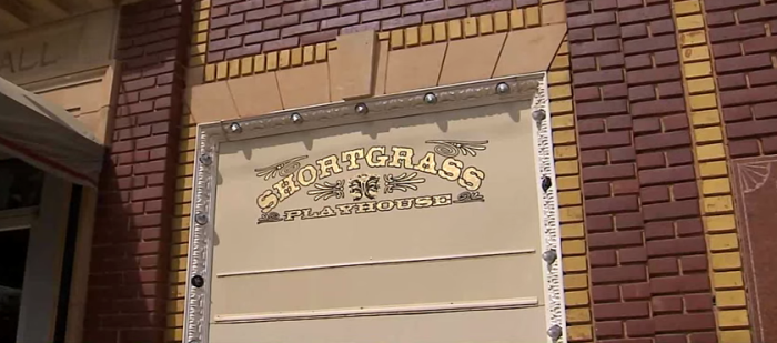 1. The Shortgrass Playhouse-Hobart Fire Department: Hobart