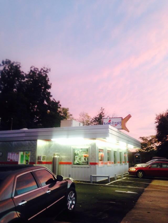 7. Boom-A-Rang Eastside Diner:  828 East Side Blvd, Muskogee, OK 74403