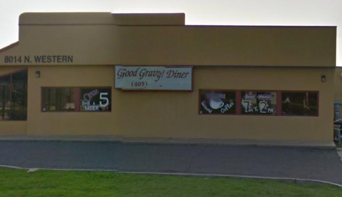 8. Good Gravy Diner: 8014 N Western Ave, Oklahoma City, OK 73114