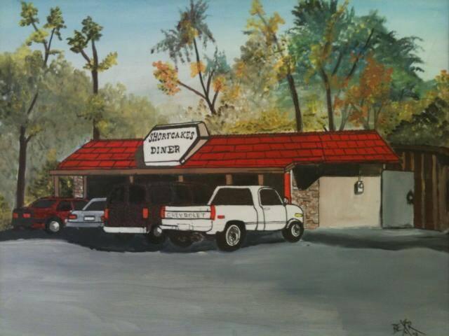 6. Shortcake Diner: 219 N Main St, Stillwater, OK 74075