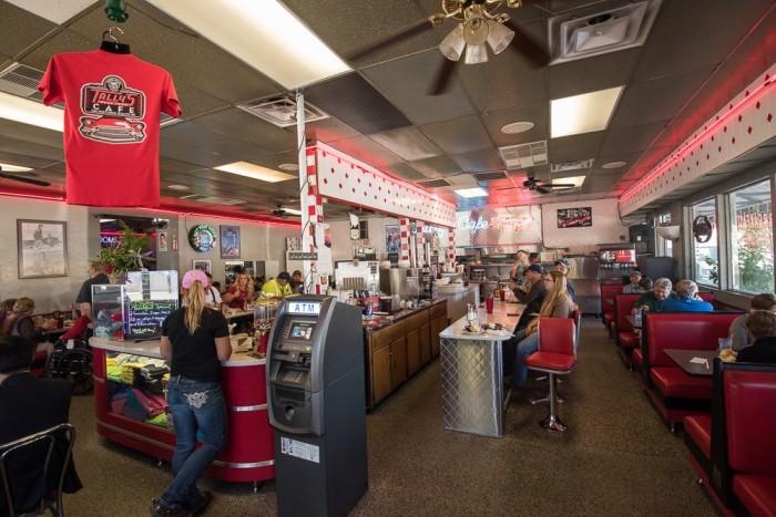 2. Tally's Good Food Cafe: 1102 S Yale Ave, Tulsa, OK 74112