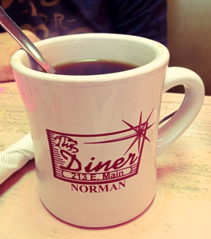 3. The Diner: 213 E Main St, Norman, OK 73069