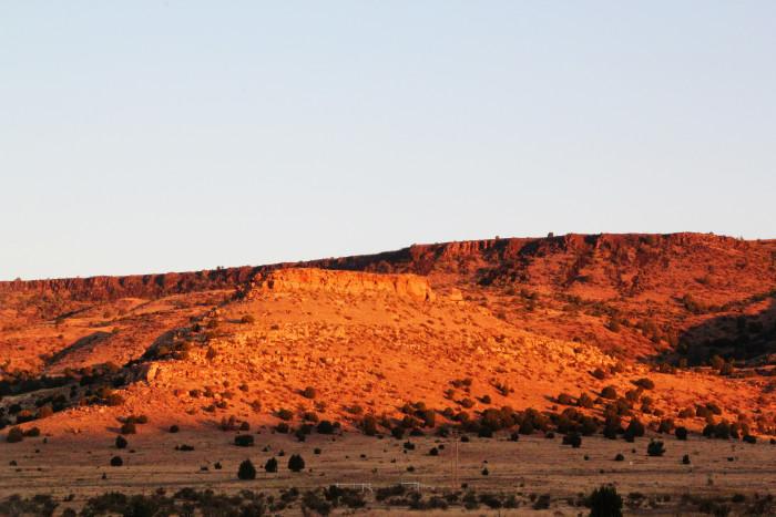 7. Black Mesa State Park & Nature Preserve: Kenton