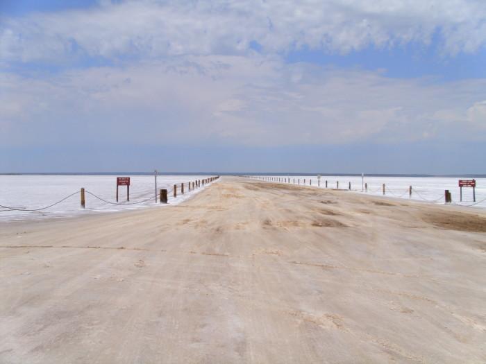 4. Great Salt Plains State Park: Jet