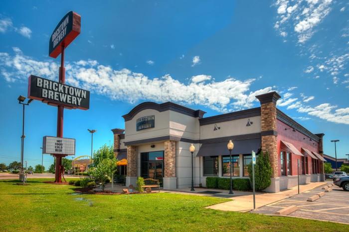 9. Bricktown Brewery: Shawnee
