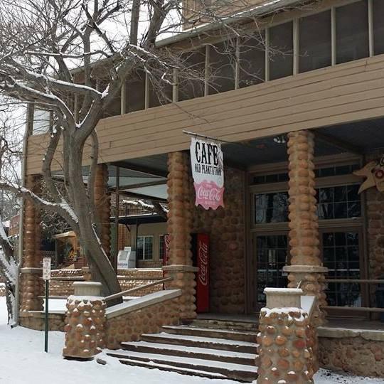 5. The Old Plantation Restaurant: Medicine Park