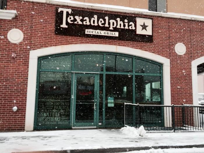 1. Texadelphia: Oklahoma City