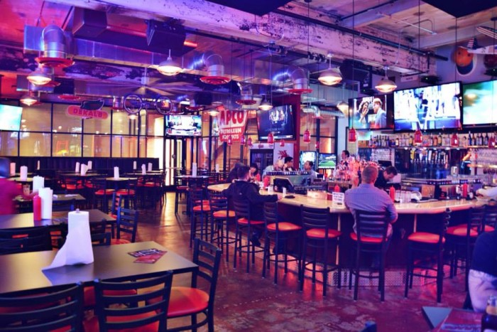 4. The Garage Burgers & Beer: Oklahoma City