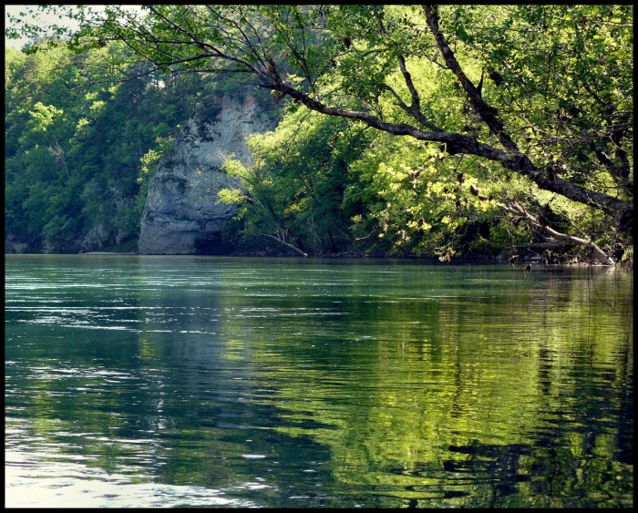 10 Beautiful Rivers In Oklahoma