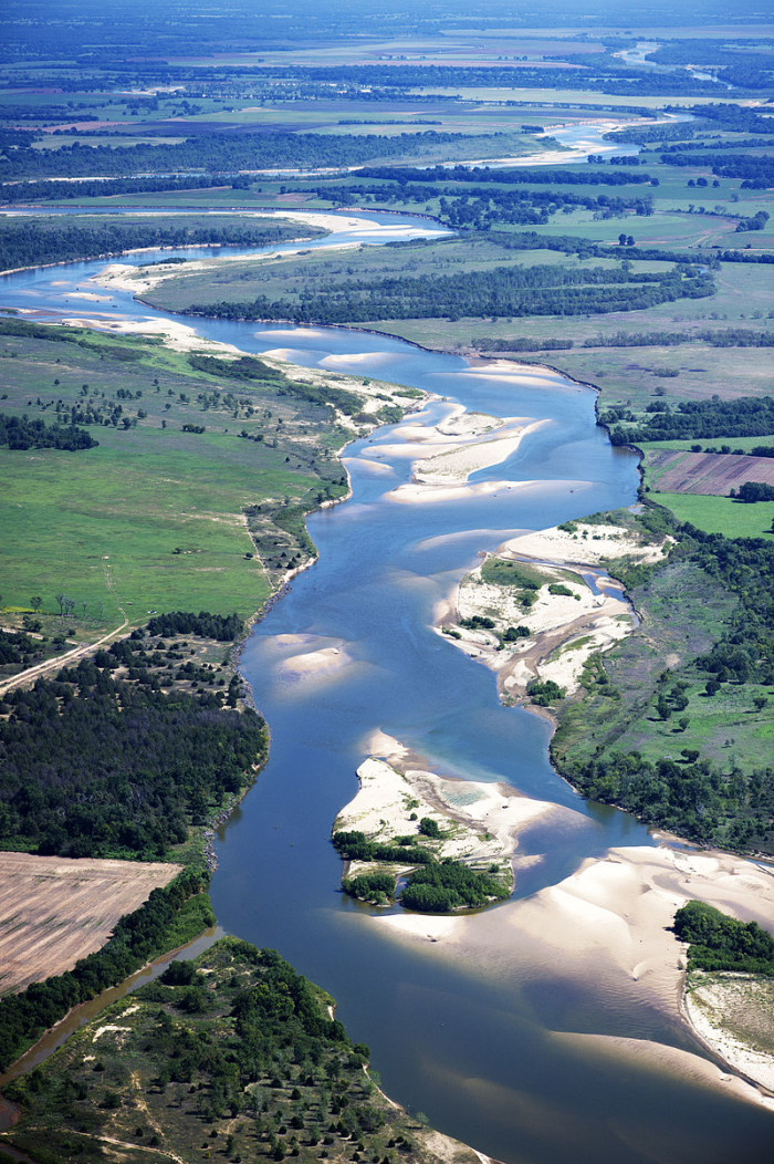 3. Red River of the South