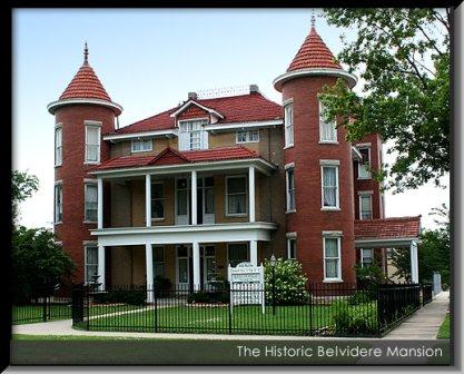 6. Belvidere Mansion: Claremore