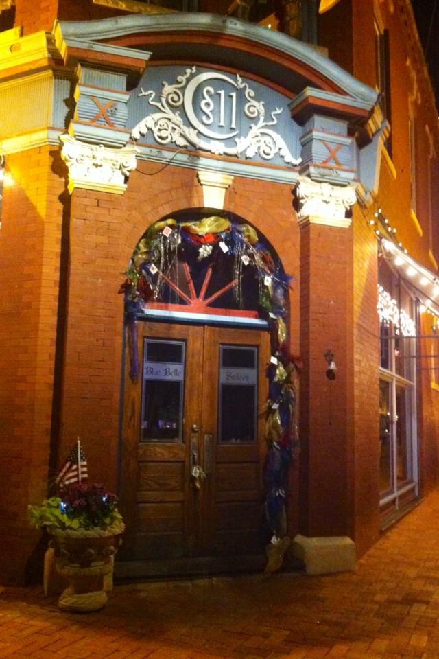 7. Blue Belle Saloon: Guthrie