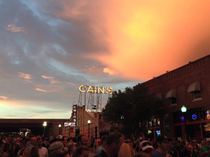 4. Cain's Ballroom: Tulsa