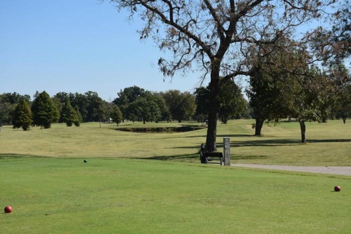 8. Mohawk Park & Golf Course: Tulsa