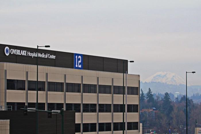 7. Overlake Hospital, Bellevue