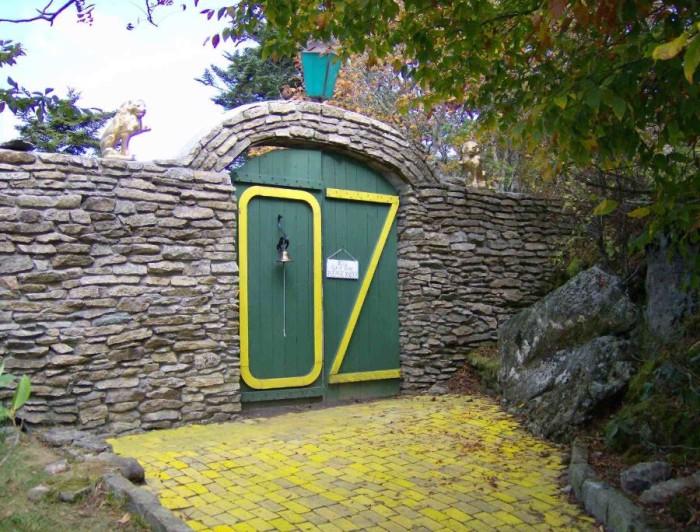 13. Land of Oz Theme Park, Beech Mountain