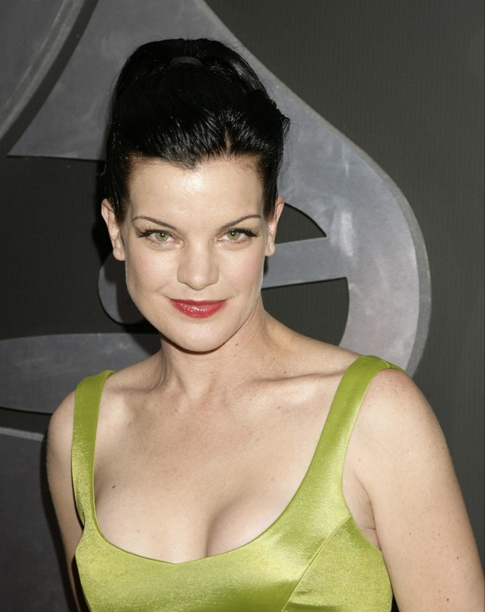 13) Pauley Perrette Born: New Orleans