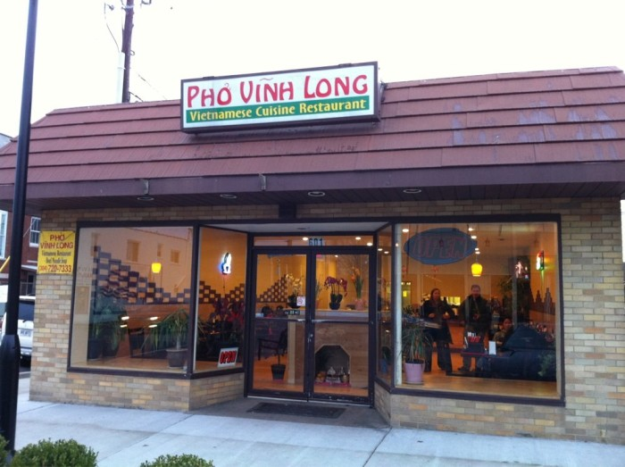 1. Pho Vinh Long in South Charleston