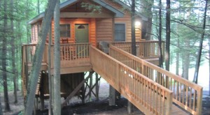 These Treehouses In West Virginia Will Give You An Unforgettable Experience