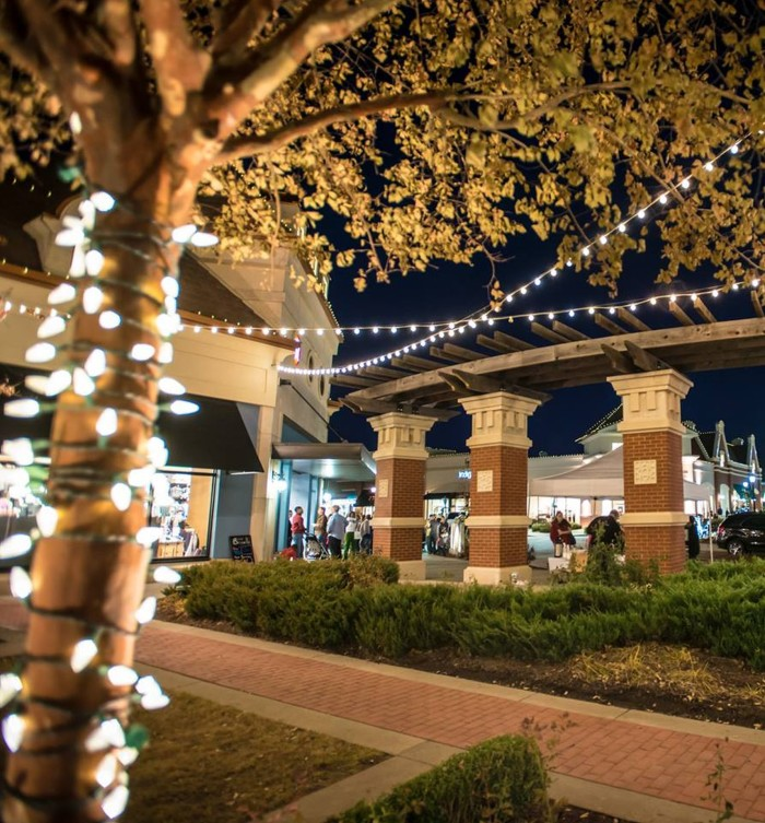 8. Spend a day or two browsing the malls and new shops in Little Rock.