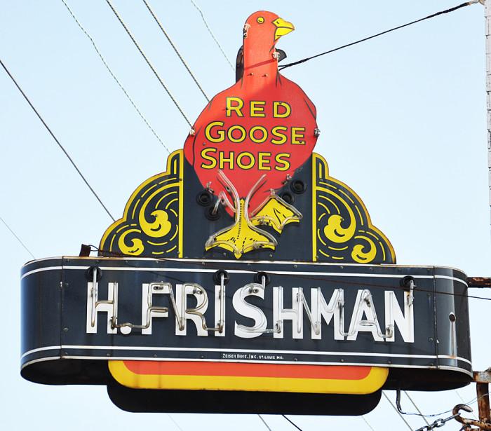 12. Frishman Department Store, Port Gibson
