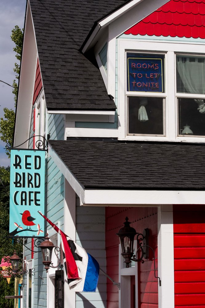 12. Red Bird Cafe, Roslyn