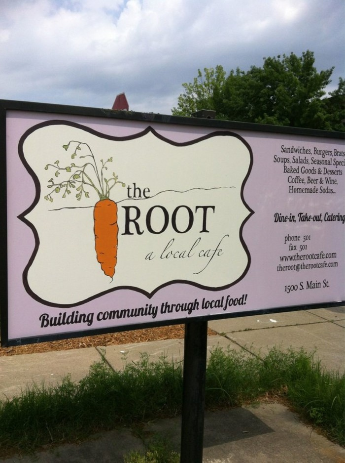 9. The Root Cafe