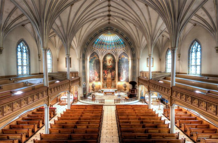 3) St. Patrick's Church, New Orleans, by Ryan Lips