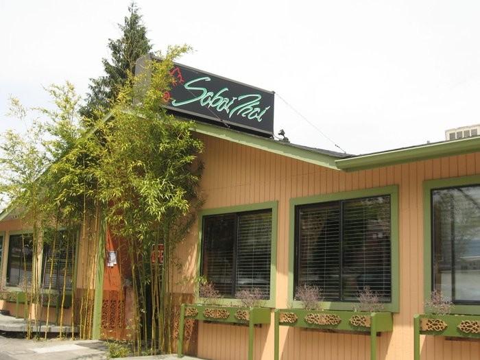 9. Sabai Thai, Port Angeles