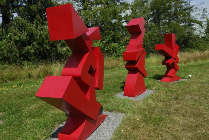 10. San Juan Islands Sculpture Park