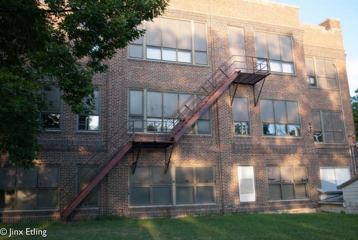 8. The Farrar Schoolhouse