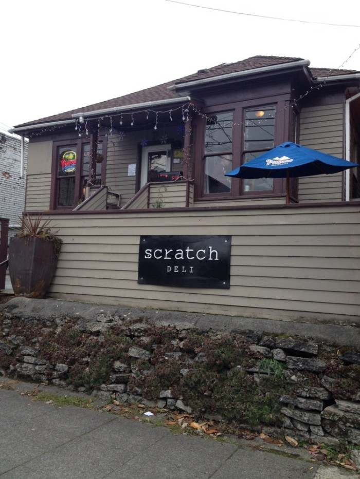 5. Scratch Deli, Capitol Hill, Seattle
