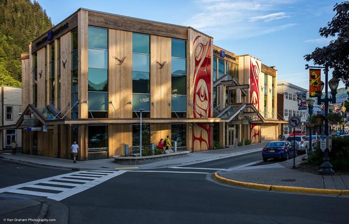 5) Sealaska Heritage Institute Walter Soboleff Center